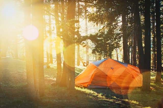 how to make tent camping more fun