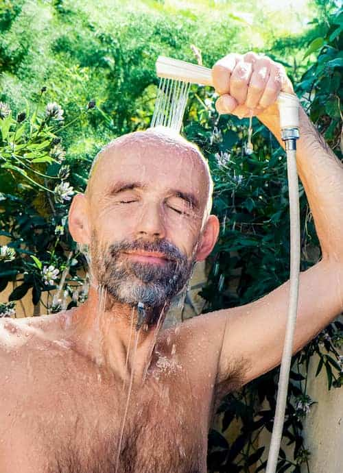 Best portable hot water shower for camping