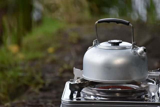 Best Backpacking Stove For Boiling Water