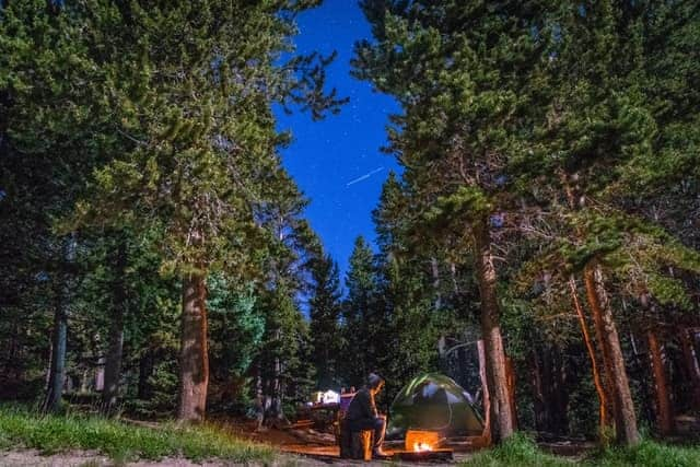How Does Camping Fulfill Your Fitness Goal
