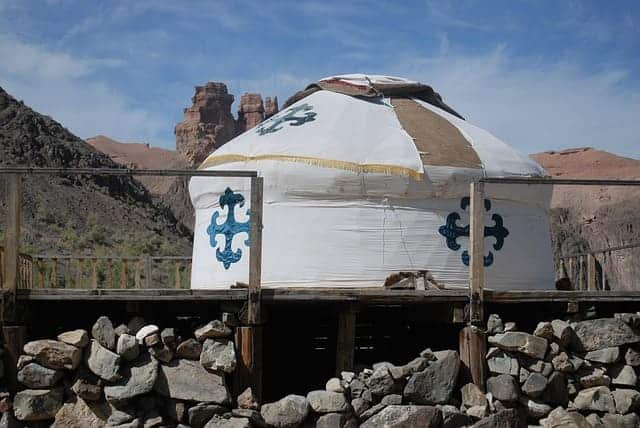 Are Yurts Cold In The Winter