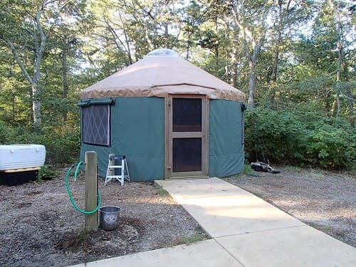 Can A Yurt Be A Permanent Home